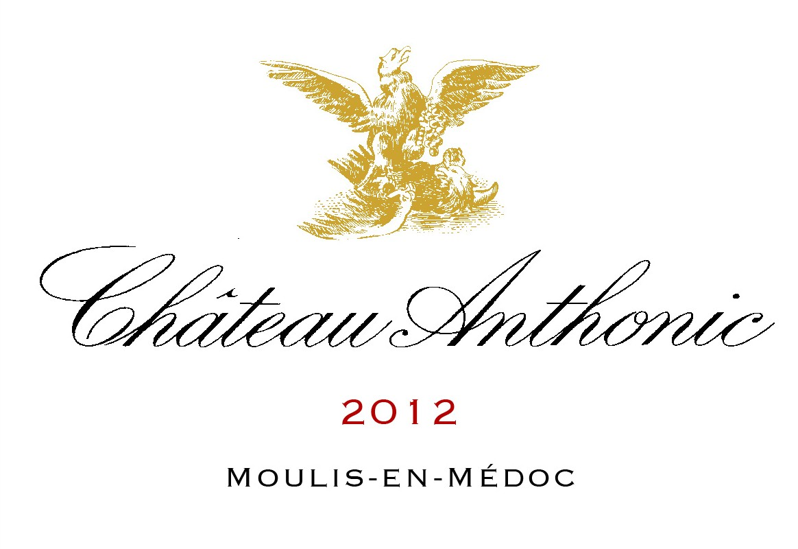 Chateau Anthonic Bordeaux
